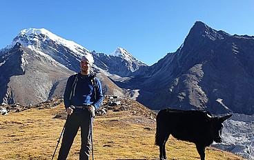 Everest High Two Passes Trek