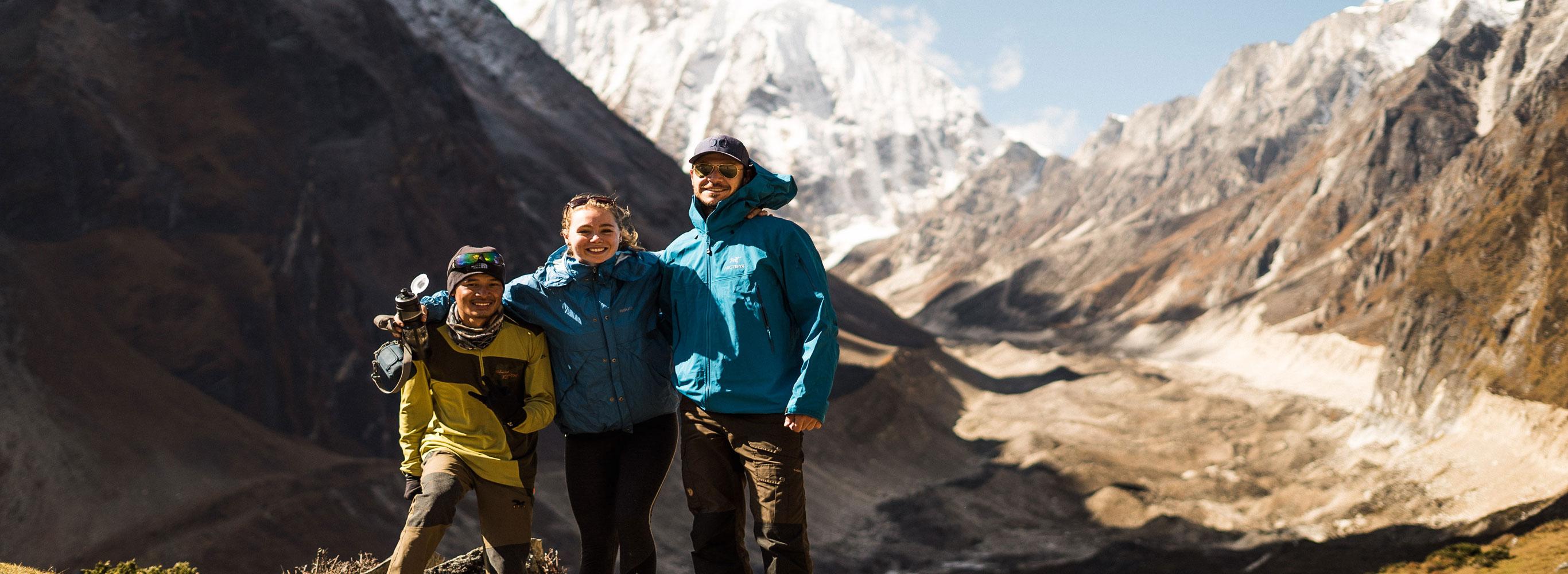 Manaslu Circuit Trek in Nepal