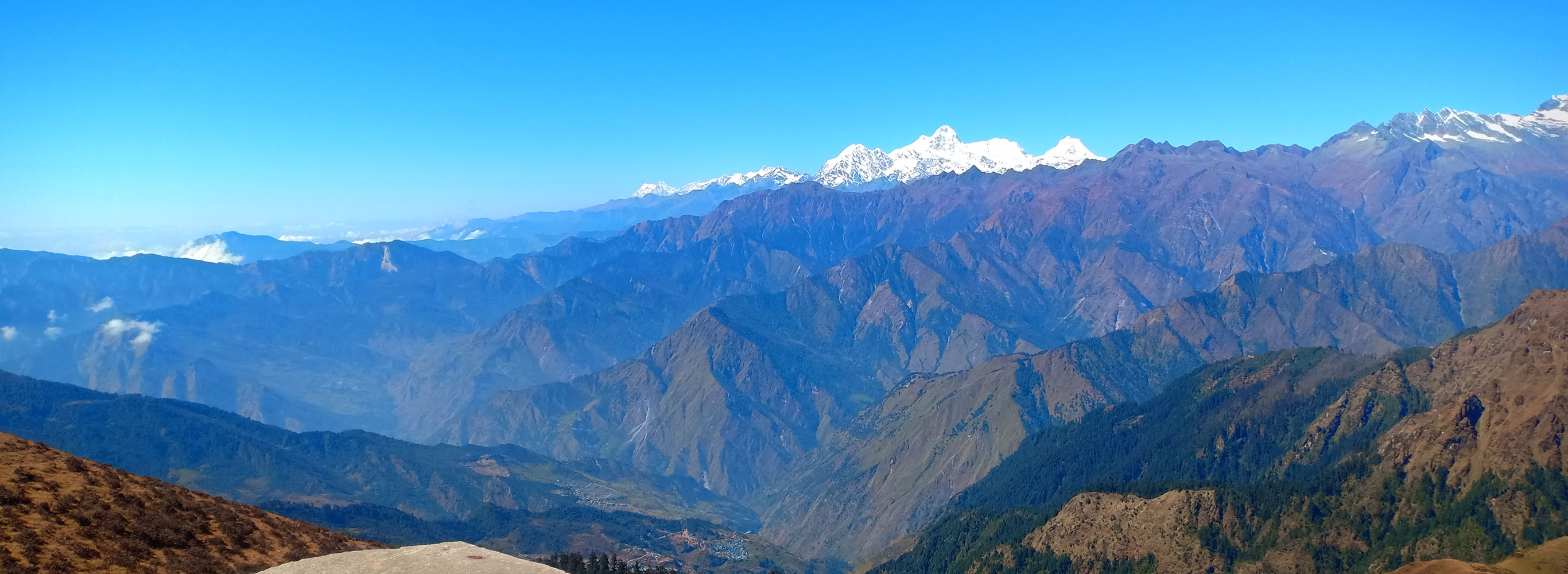 Ganesh Himal Trekking - 10 Days