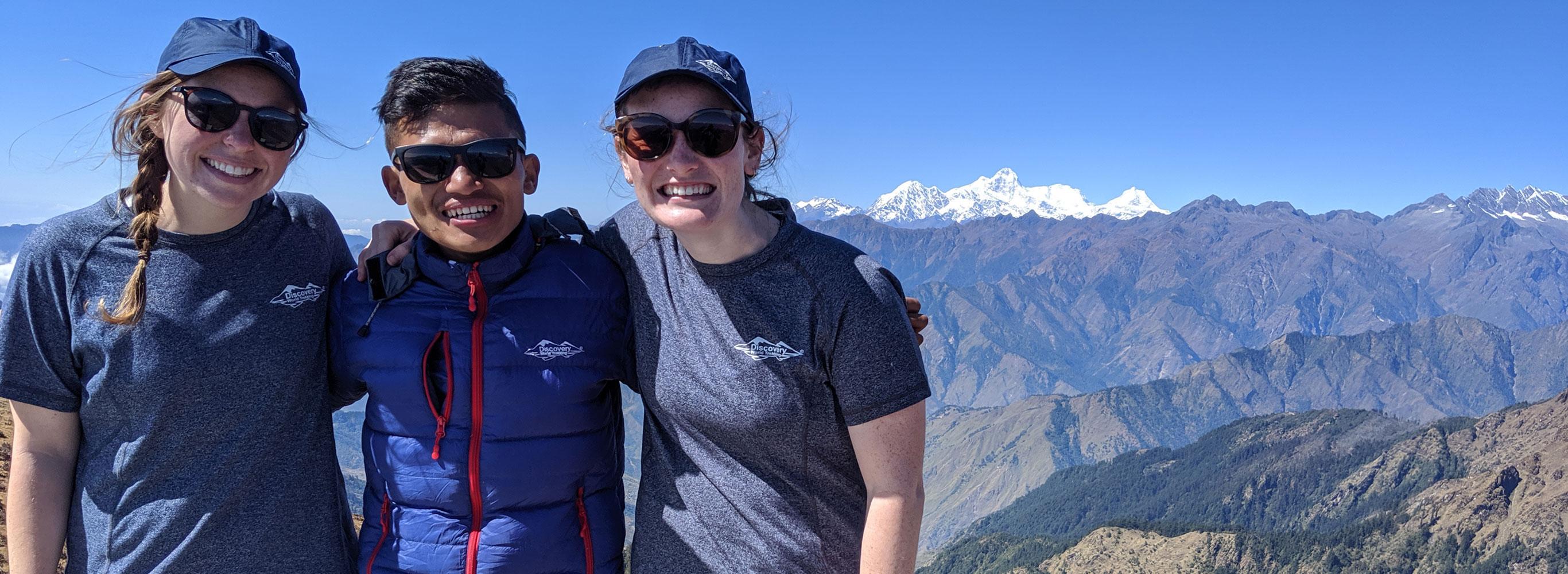 Ganesh Himal Trek - 19 Days