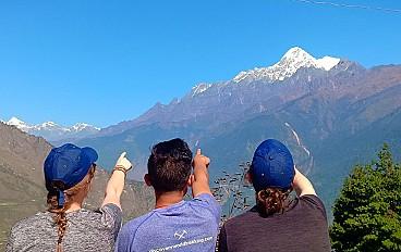 Ganesh Himal Trekking Image