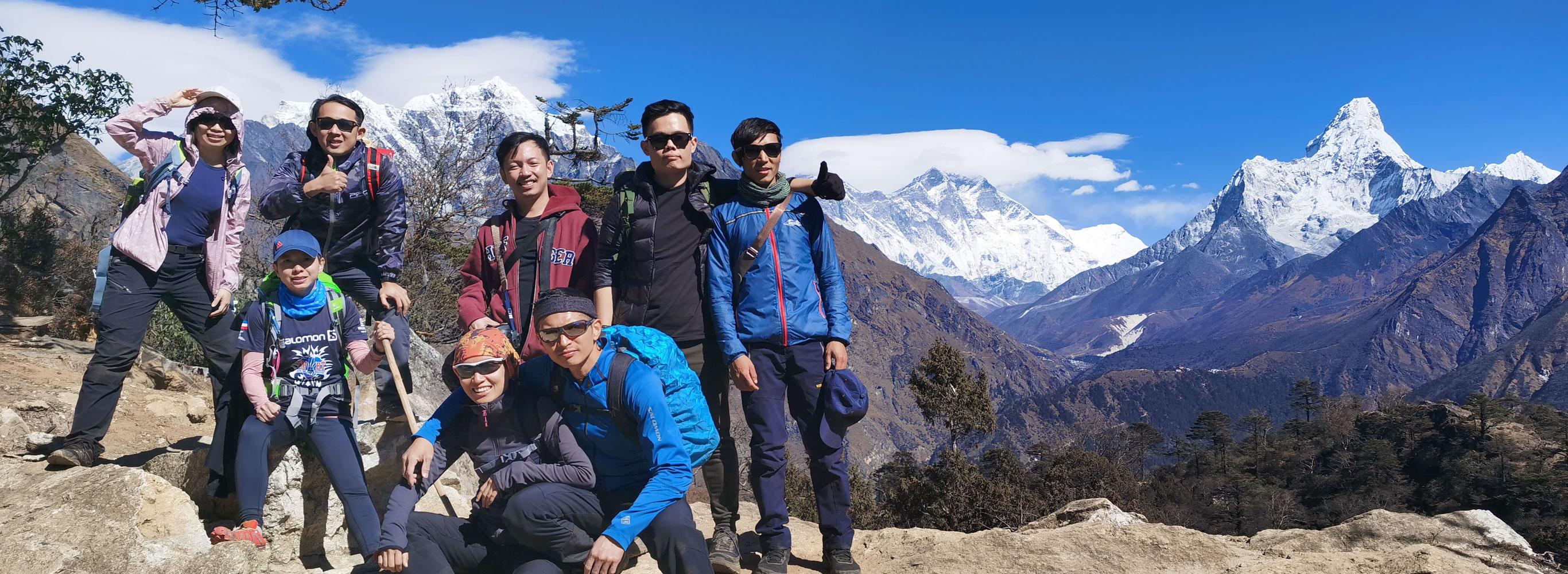 Bhandar to Everest Base Camp Trekking - 16 Days