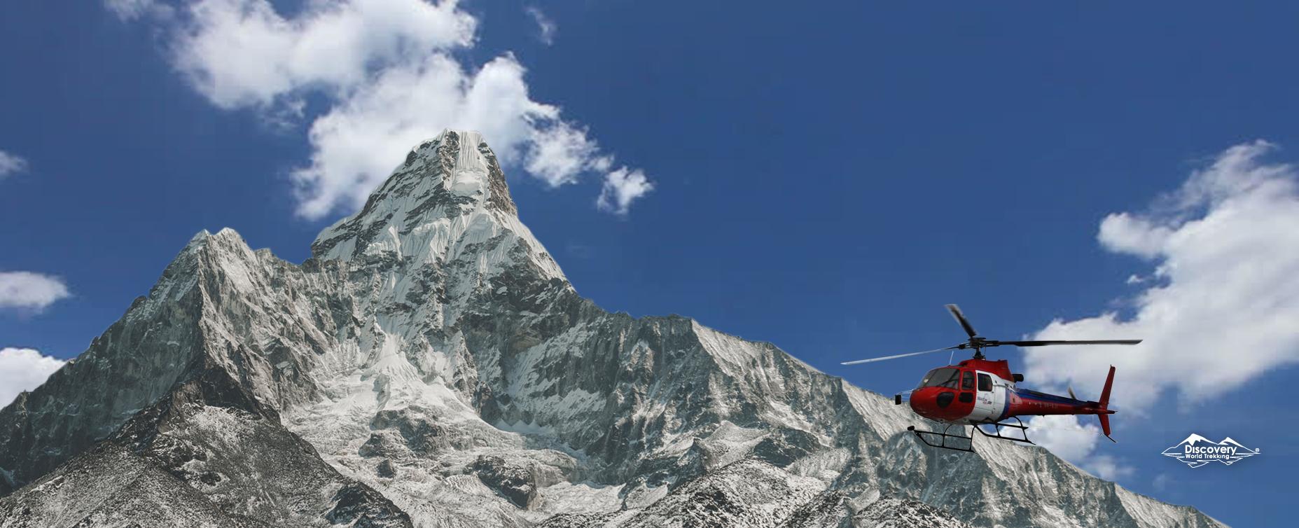 Everest Base Camp Helicopter - 5 Days