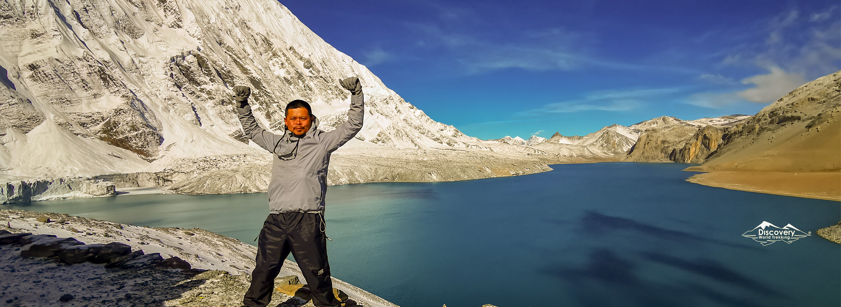 Annapurna Circuit Trek with Tilicho Lake - 16 Days