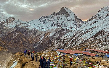 lodges in Annapurna Base Camp (4,130m)