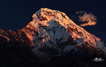 Annapurna South 7,219 m (23,684 ft.)