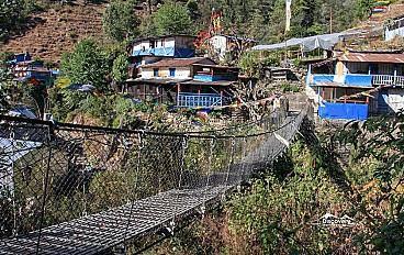 Bridges in Ghorepani-Poon hill trek