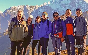 Khopra Danda Trekking