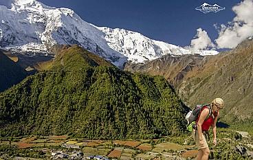 Upper Pisang (3,250 m)