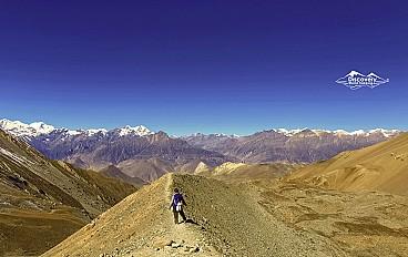 Annapurna Circuit Trek with Tilicho Lake Image 1