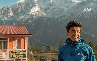 Annapurna Circuit Trek with Annapurna Base Camp