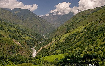 Annapurna valley