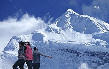 Annapurna Base Camp (4,130m)
