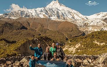 Manaslu (8,156m)