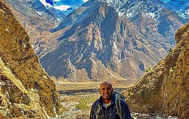 Tsum Valley and Manaslu Circuit Trekking