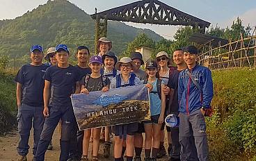 Helambu Trekking