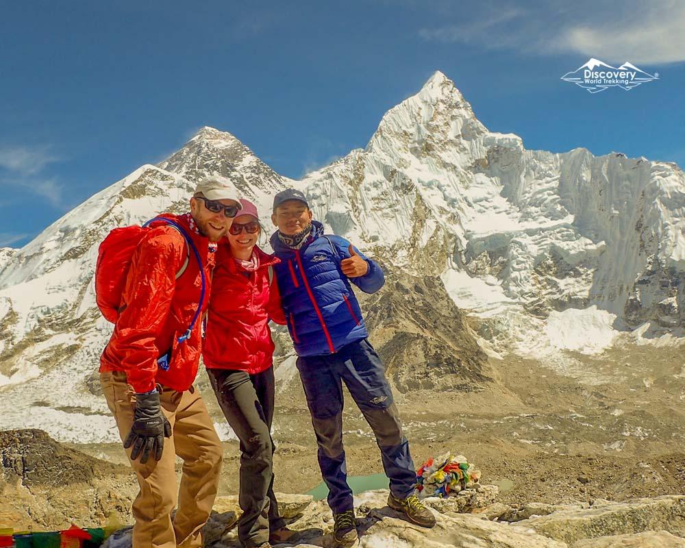 Kala Patthar : Mt Everest view