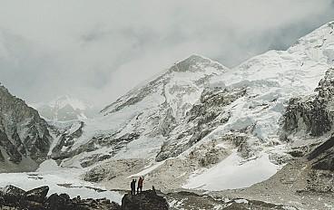 Everest Base Camp(5,364m)