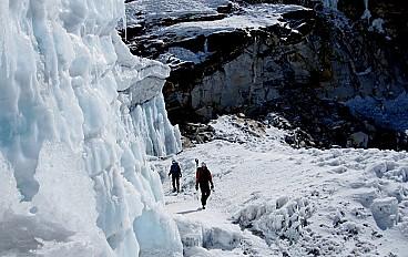 Mera Peak Climbing with Amphu Laptsa Pass Trekking Image 1