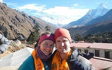 Mera Peak Climbing with Amphu Laptsa Pass Trekking Image 2