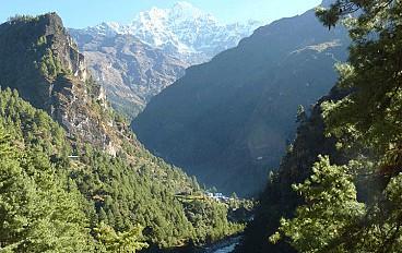 Bhandar to Everest Base Camp Trekking Image 1