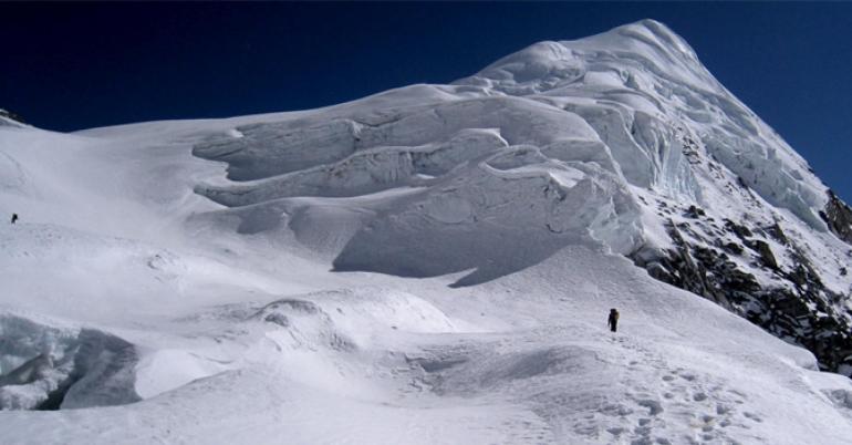 Dhampus Peak ( Thapa Peak ) - 15 Days