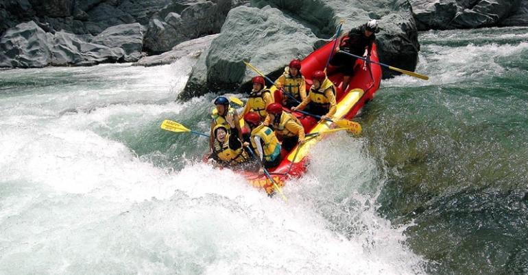 Bhote kosi River Rafting - 02 Days
