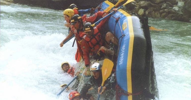 Kali Gandaki River Rafting - 04 Days