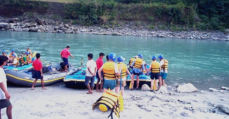 Seti River Rafting - 02 Days