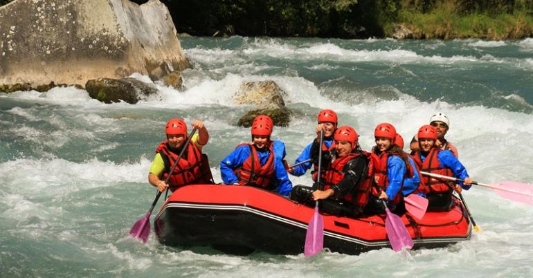 Sunkosi River Rafting - 09 Days