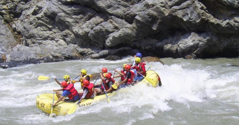 Trishuli River Rafting - 02 Days
