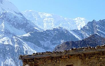 Langtang Valley Ganja La Pass trek Image 1