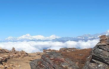 Langtang Valley Ganja La Pass trek Image 3