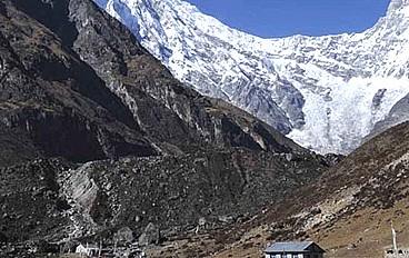 Langtang Valley Ganja La Pass trek Image 4