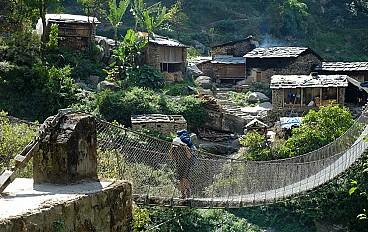 Lower Manaslu Trekking Image 5