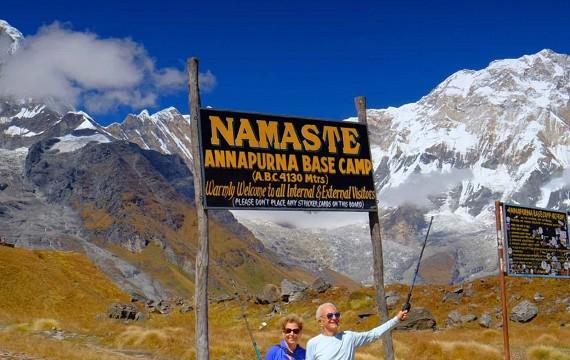 Annapurna Base Camp Trek - Discovery World Trekking