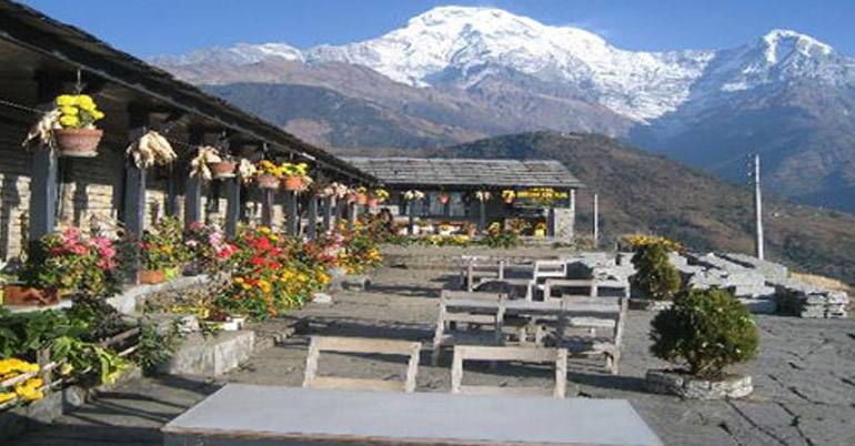 Accommodation facilities in Nepal